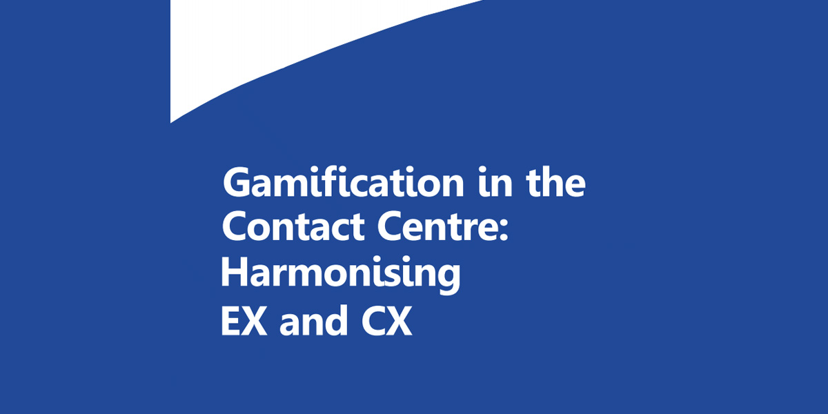 Download Contact Centre Gamification